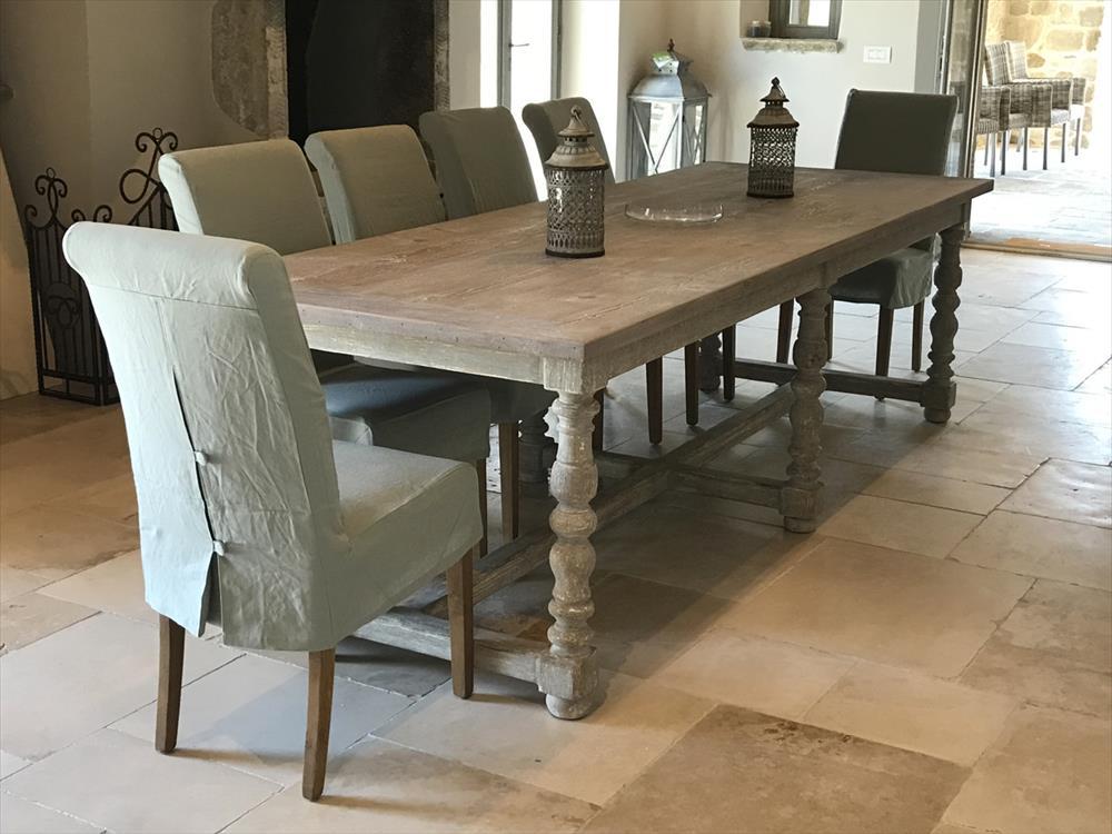 Tavoli in stile provenzale shabby chic e country - Tavoli in stile provenzale ...